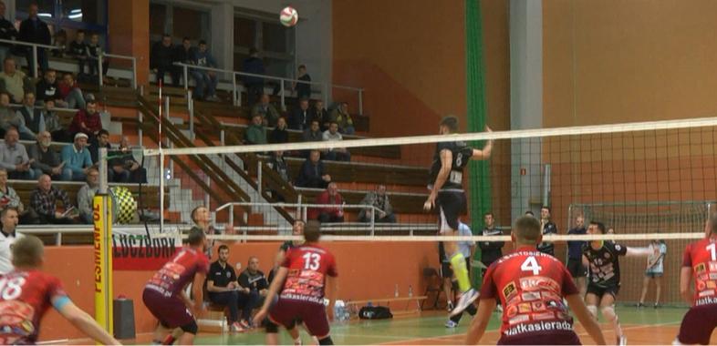 Pierwsze zwycięstwo ULKS-u MOSiR Sieradz