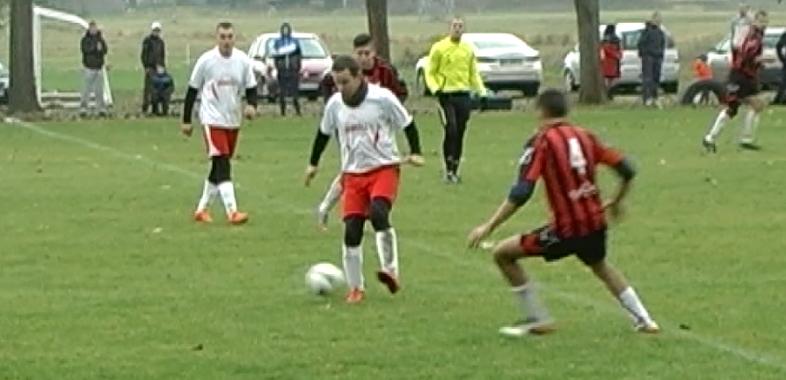 Mecz Unia Sieradz – Męka vs. LKS Socha (skrót)