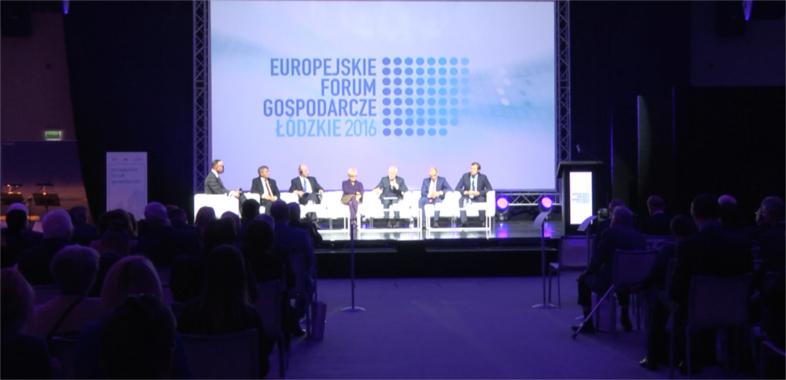 IX Europejskie Forum Gospodarcze Łódzkie 2016 – skrót