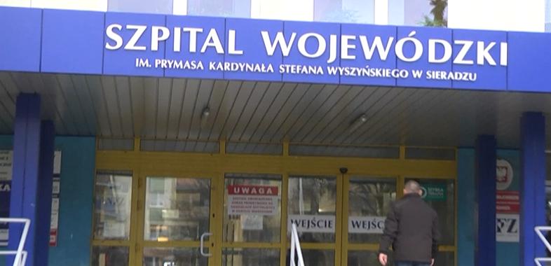 Konkurs na dyrektora Szpitala Wojewódzkiego w Sieradzu