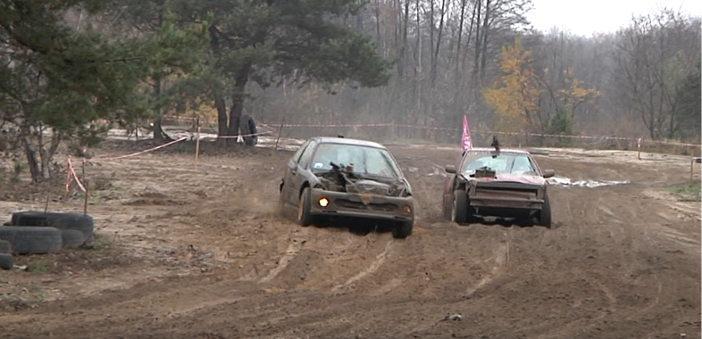 Survival Wrak Race w Łasku