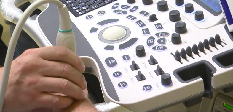Nowy ultrasonograf w sieradzkim szpitalu