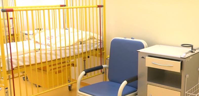 Zmodernizowano oddział pediatryczny