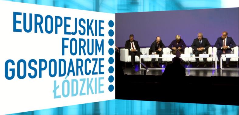 IX Europejskie Forum Gospodarcze Łódzkie 2016