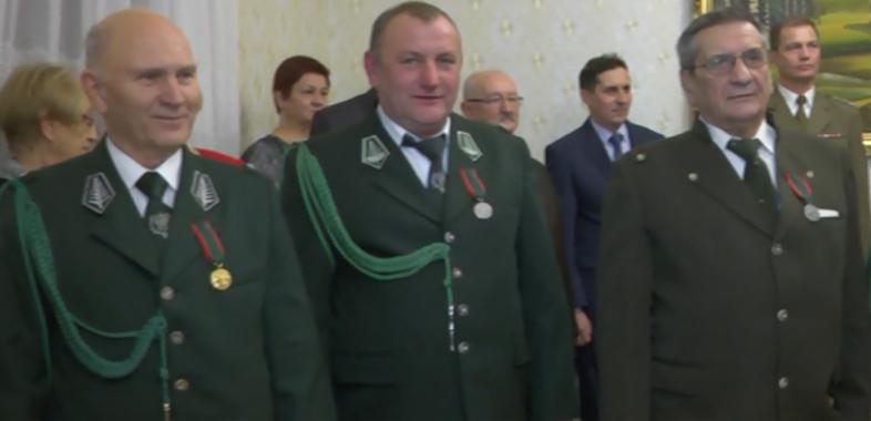 """70 lat Wojskowego Koła Łowieckiego """"Sokół"""""""