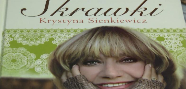 Spotkanie z Krystyną Sienkiewicz w Powiatowej Bibliotece Publicznej