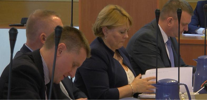 XXVIII Sesja Rady Powiatu Sieradzkiego