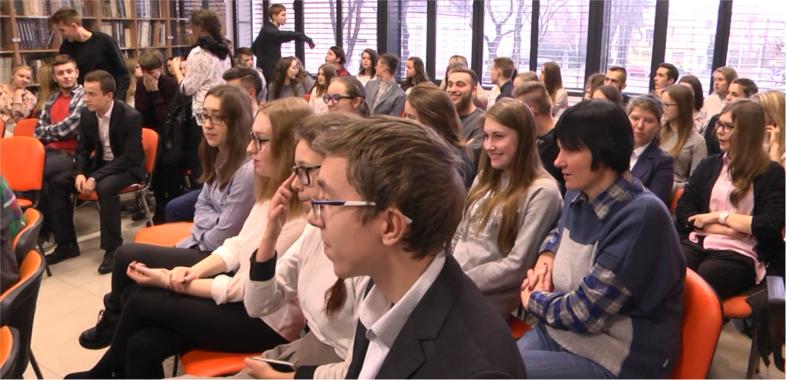Konferencja sieradzkiej młodzieży