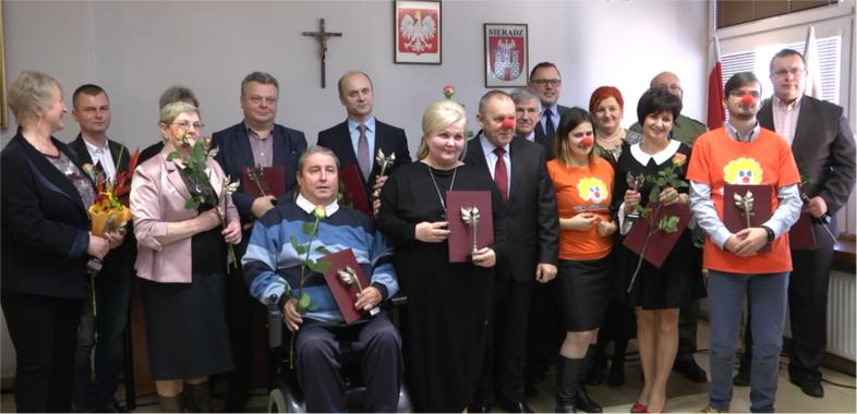 Sieradzki Wolontariusz Roku 2016