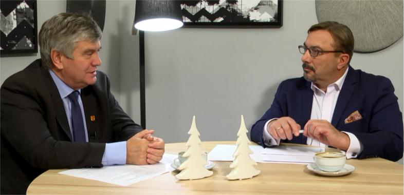 Nasze Sprawy – rozmowa z Marszałkiem Województwa Łódzkiego Witoldem Stępniem