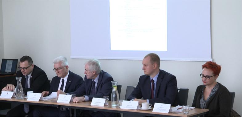 Konferencja z Bankiem Gospodarstwa Krajowego