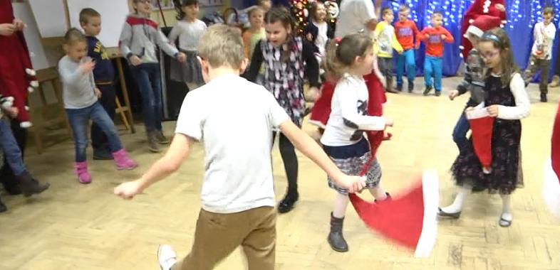 Mikołaj i Sponsor Dzieciom Spółdzielców