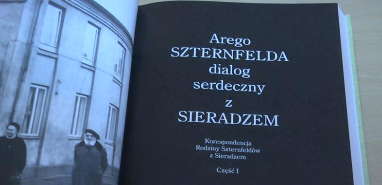 """Promocja książki """"Arego Szternfelda dialog serdeczny z Miastem"""""""