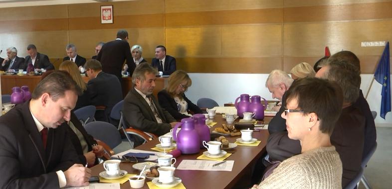 Budżetowa sesja Rady Powiatu Sieradzkiego