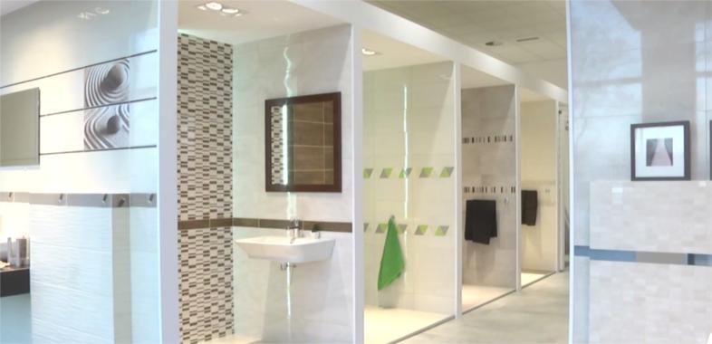 Salon firmowy Grupy Tubądzin – spot reklamowy