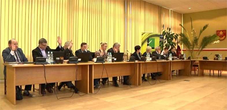 XXVII Sesja Rady Miejskiej w Łasku