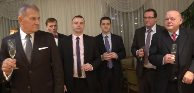 Spotkanie Noworoczne Powiatu Łaskiego