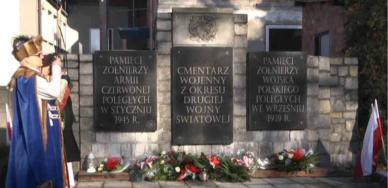 72. rocznica wyzwolenia Sieradza