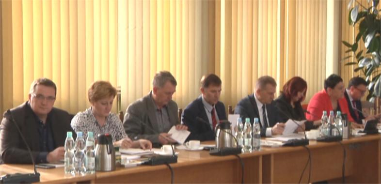 XXXIV Sesja Rady Powiatu Łaskiego