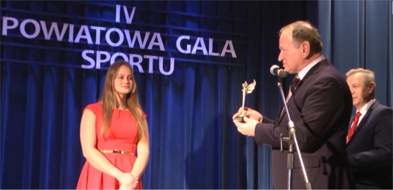 Powiat zduńskowolski nagrodził sportowców