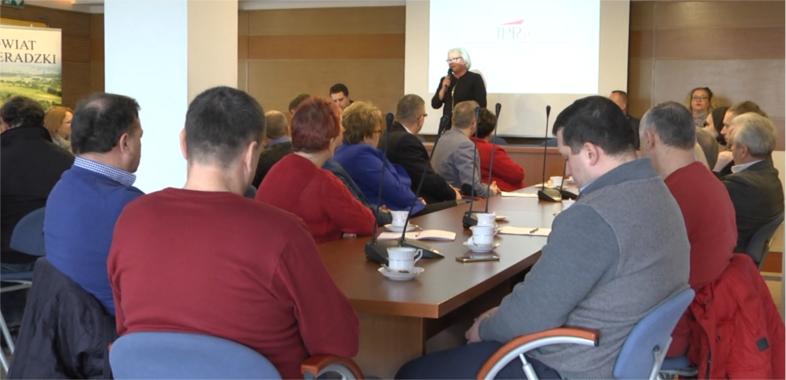 Spotkanie przedsiębiorców Powiatu Sieradzkiego