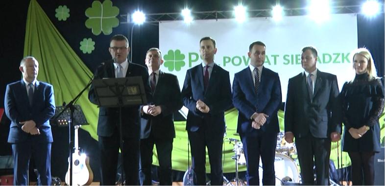 Na spotkaniu PSL pośmiertnie odznaczono Dariusza Olejnika