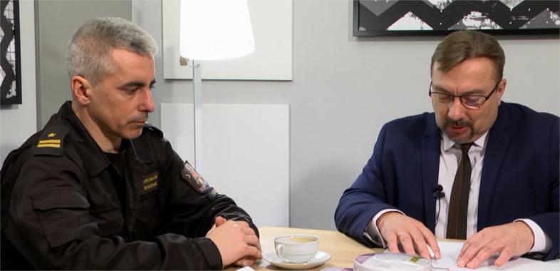 """""""Nasze Sprawy"""" – rozmowa z Jarosławem Wasylikiem z KP PSP w Sieradzu"""