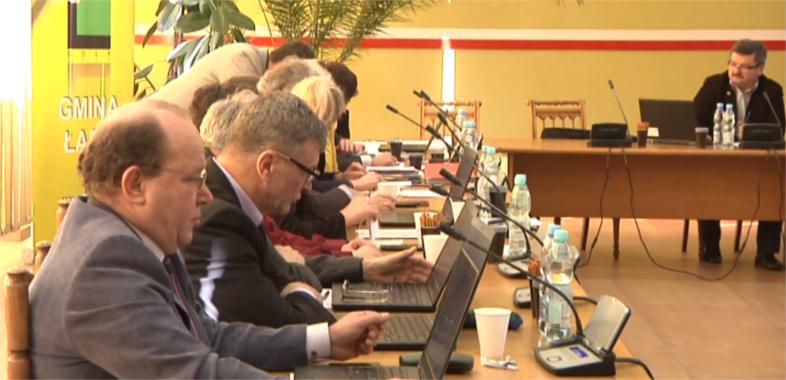 XXIX Sesja Rady Miejskiej w Łasku