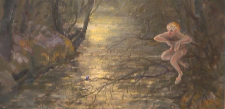 Wystawa Daniela Pieluchy w sieradzkim muzeum