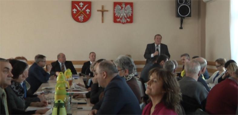 XXVII Sesja Rady Gminy Sędziejowice