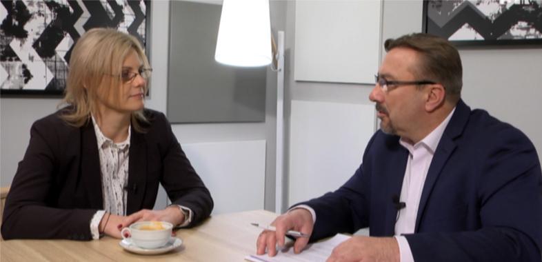 Nasze sprawy – rozmowa z Sekretarz Gminy Sieradz Renatą Plucińską