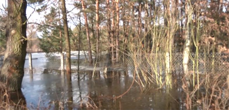 Alarm powodziowy na terenie gminy Sędziejowice