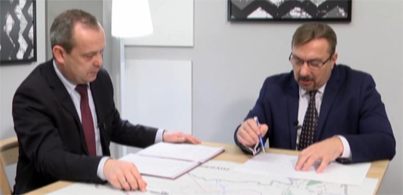 Nasze sprawy – rozmowa z wiceprezydentem Sieradza Rafałem Matysiakiem