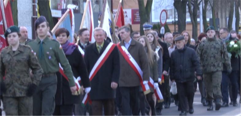 Obchody Narodowego Dnia Pamięci Żołnierzy Wyklętych w Sieradzu