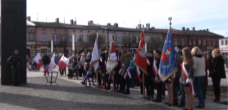 Obchody Narodowego Dnia Pamięci Żołnierzy Wyklętych w Łasku