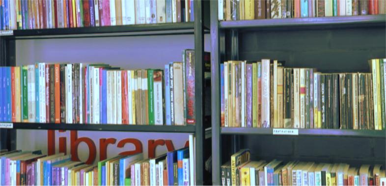 Biblioteka Powiatowa z dofinansowaniem