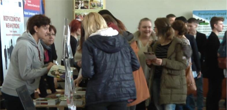 Targi Edukacyjne Powiatu Zduńskowolskiego