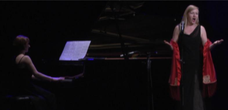 Koncert na Dzień Kobiet w Sieradzu