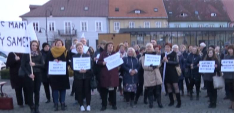 Międzynarodowy Strajk Kobiet także w Sieradzu