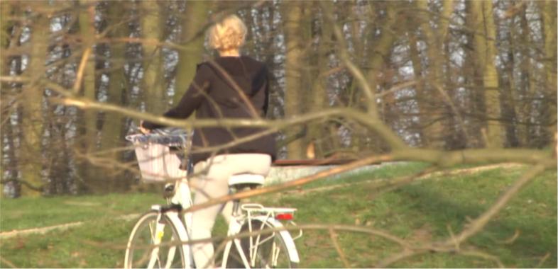 Sieradz lubię :) – Rowerem przez Sieradz