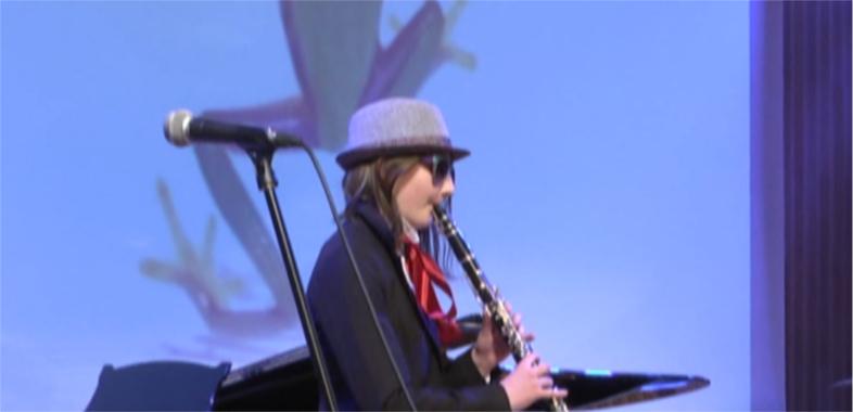 Koncert primaaprilisowy w sieradzkiej szkole muzycznej