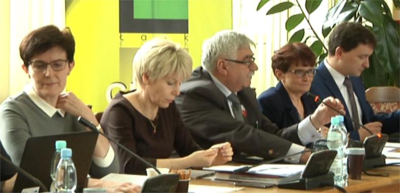 XXX Sesja Rady Miejskiej w Łasku