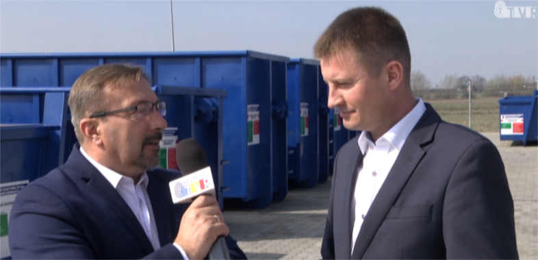 Wieści Regionalne – rozmowa z wójtem Wróblewa Tomaszem Woźniakiem