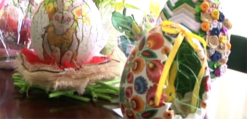 Konkurs na Najładniejszą Pisankę Wielkanocną powiatu łaskiego