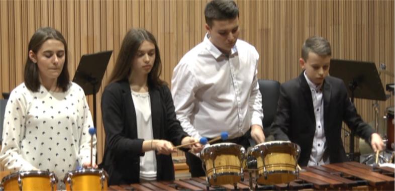 Koncerty uczniów w Państwowej Szkole Muzycznej I stopnia w Sieradzu