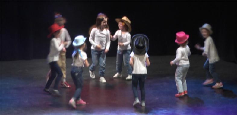 Pokazy tańca w Sieradzkim Centrum Kultury