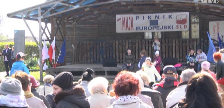 Piknik Europejski w Sieradzu