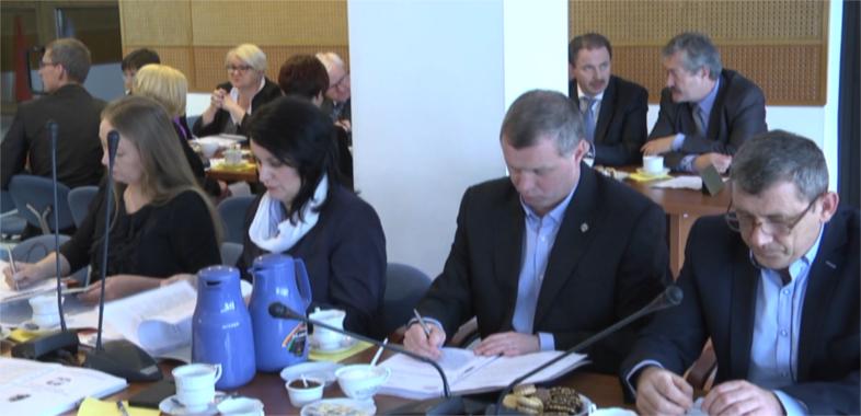 XXXV sesja Rady Powiatu Sieradzkiego