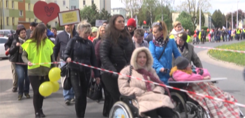 Marsz Godności Osób Niepełnosprawnych