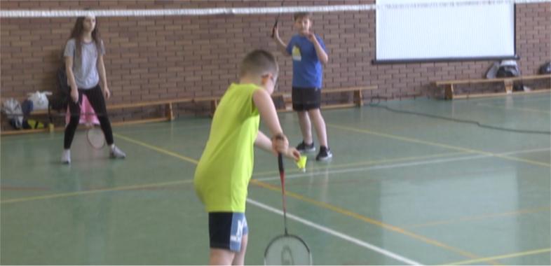 Rodzinny Turniej Badmintona